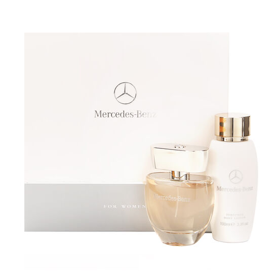 Mercedes benz womens gift set 60ml fragrance direct for Mercedes benz gifts