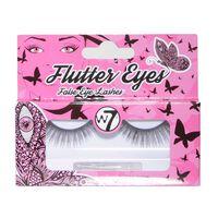 W7 Flutter Eyes False Eye Lashes 02, , large
