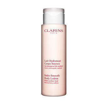 Clarins Satin Smooth Body Lotion 200ml, , large