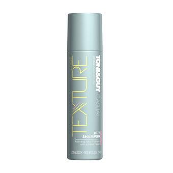 Toni & Guy Casual Matt Texture Dry Shampoo 250ml, , large