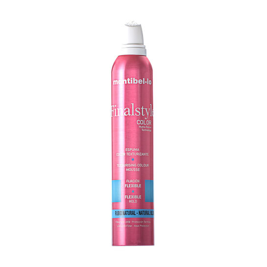 Montibello FinalStyle Colour Mousse Natural Blonde 320ml, , large