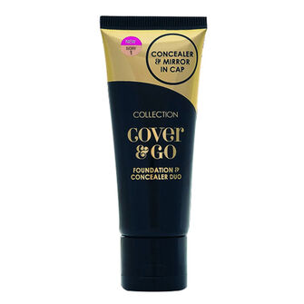 Collection Cover & Go 2 in 1 Foundation 35ml, , large