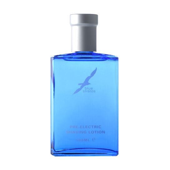Parfums Bleu Ltd Blue Stratos PreElectric Shave Lotion 100ml, , large