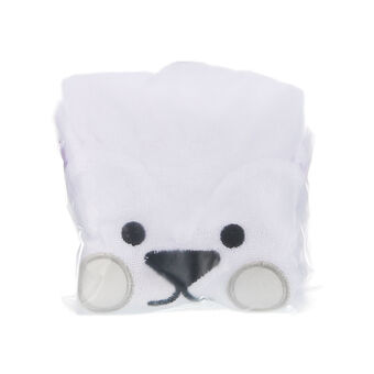 Bath Time Adventures Polar Bear Shower Cap, , large