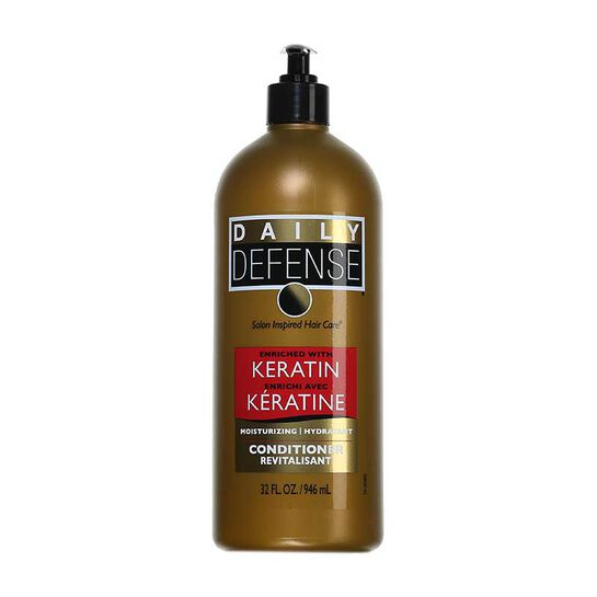 Daily Defense Keratin Enriched Conditioner 946ml, , large