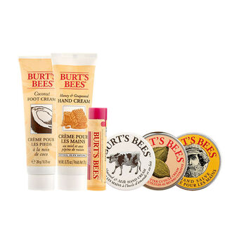 Burt's Bees Tips And Toes Kit, , large