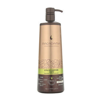 Macadamia Ultra Rich Moisture Shampoo 1000ml, , large