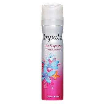 Impulse Be Surprised Body Spray 75ml, , large