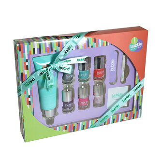 Style & Grace Bubble Boutique Perfect Mani Care Gift Set, , large