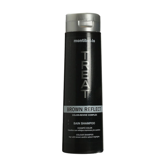 Montibello Treat Brown Reflect Shampoo 300ml, , large