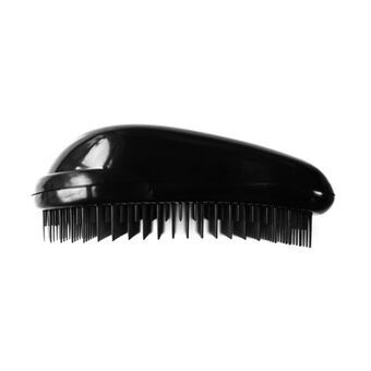 Tangle Teezer Original Styler Hairbrush Panther Black, , large