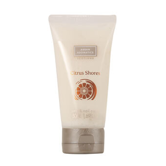 Arran Aromatics Citrus Shores Hand & Nail Cream 50ml, , large