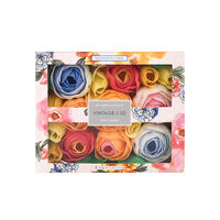Heathcote and Ivory Vintage & Co Soap Flowers Gift Set 70g, , large