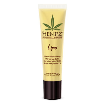 Hempz Ultra Moisturizing Herbal Lip Balm 14g, , large