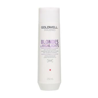 Goldwell Dual Senses Blonde & Highlights Shampoo 250ml, , large