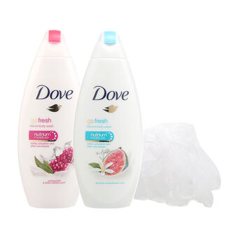 Dove Bliss Booster Duo Gift Set, , large