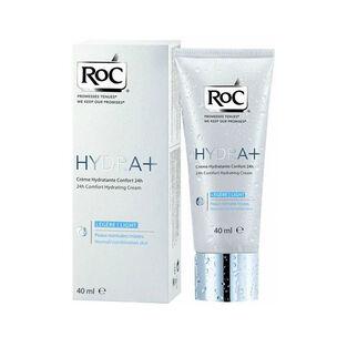 RoC Hydra+ 24 Hour Comfort Hydrating Cream Light 40ml, , large