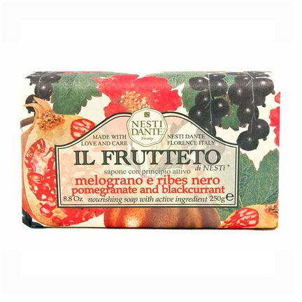 Nesti Dante Ill Fruetto Pomegranate and Blackcurrant Soap, , large