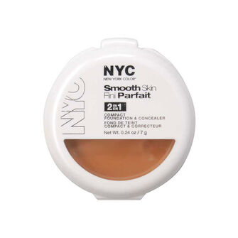 NYC Smooth Skin Compact & Concealer, , large