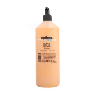 Options Essence Tropical Essence Shampoo All Hair Types 1L, , large