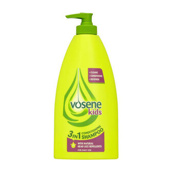 Vosene Kida 3 in 1 Conditioning Shampoo 400ml, , large