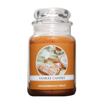 Yankee Candle Large Jar Gingerbread Treat, , large