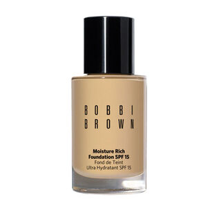 Bobbi Brown Moisture Rich Foundation SPF15 30ml, , large