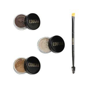 Cougar Eyebrow Kit 4pcs, , large