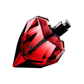 Diesel Loverdose Red Kiss Eau de Parfum Spray 50ml, 50ml, large