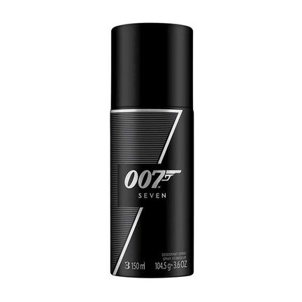 007 Fragrances Seven Deodorant Spray 150ml, , large