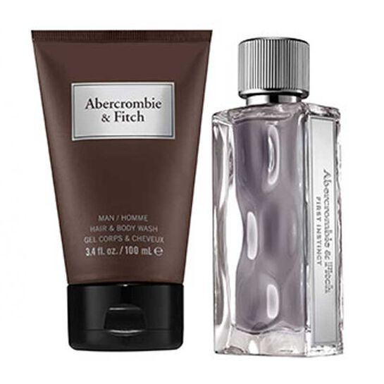 Abercrombie & Fitch First Instinct Gift Set 50ml, , large