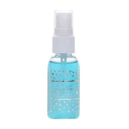 Technic Face And Body Shimmer Spray 30ml, , large