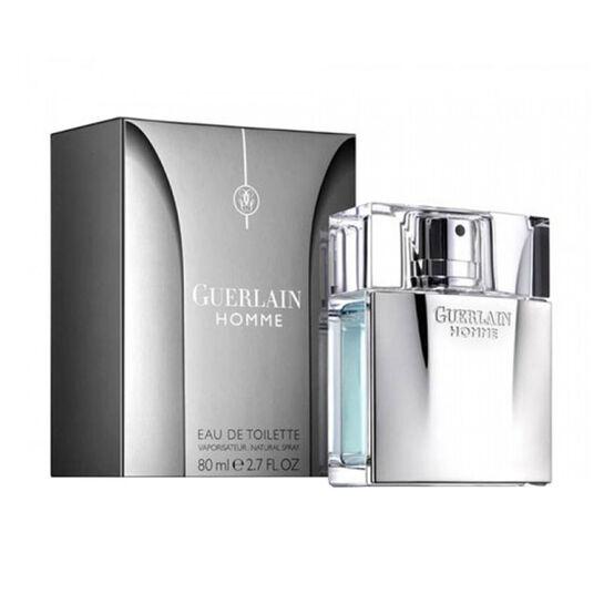 Guerlain Homme Eau de Toilette Spray 80ml, 80ml, large