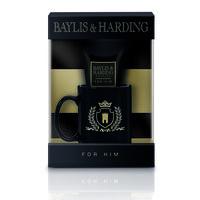 Baylis & Harding Black Pepper & Ginseng Mug Gift Set, , large