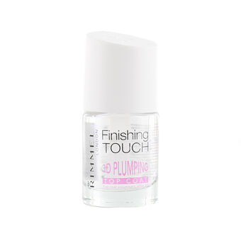 Rimmel Finishing Touch 3D Plumping Top Coat 12ml, , large