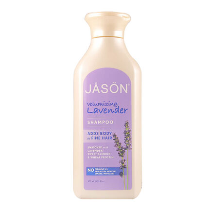 Jason Volumizing Lavender Shampoo 473ml, , large
