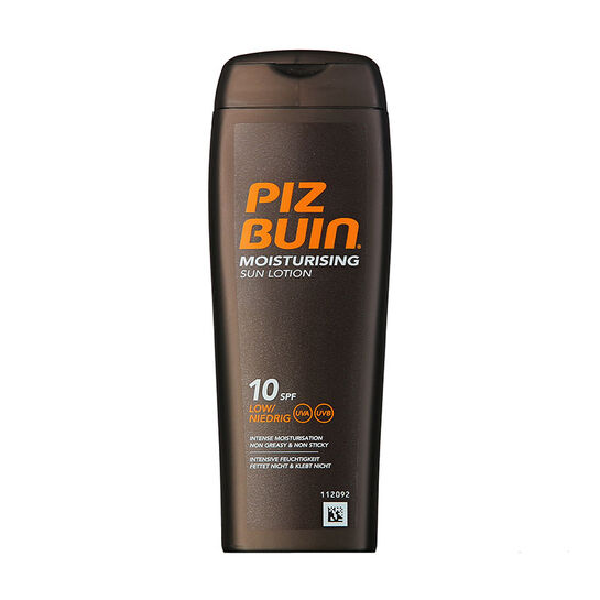 Piz Buin Moisturising Sun Lotion SPF10 200ml, , large