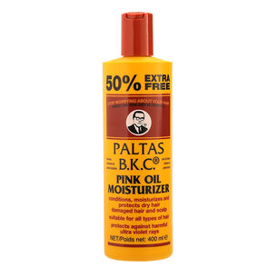 PALTAS BKC Pink Oil Moisturiser 400 ml, , large