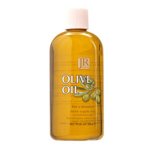 JR Beauty Olive Oil For Smoother More Supple Skin 200ml, , large