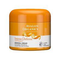 Avalon Organics Vitamin C Renewal Facial Cream 57g, , large