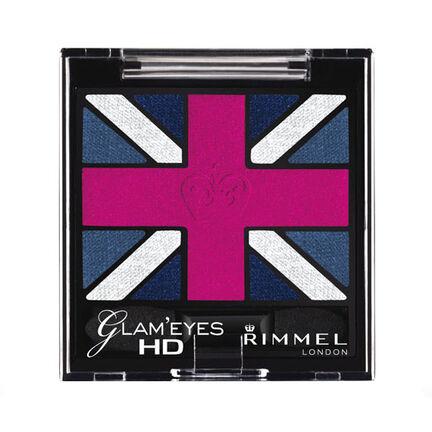 Rimmel Glam Eyes HD Quad Eyeshadow 2.5g, , large