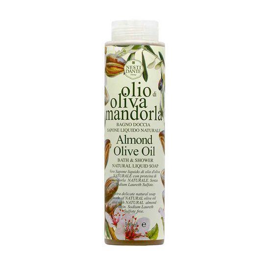 Nesti Dante Almond Olive Oil Shower Gel 300ml, , large