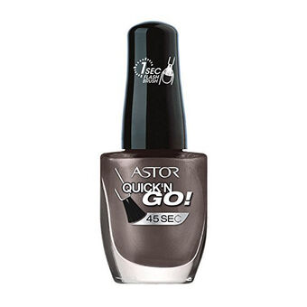 Astor Quick N Go 45s Nail Polish 8ml, , large