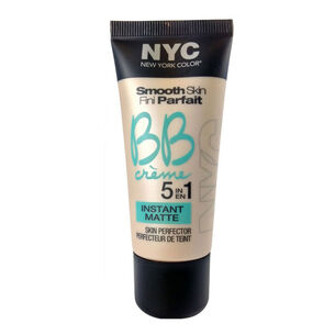 NYC Smooth Skin BB Creme 5 in 1 Instant Matte 30ml, , large