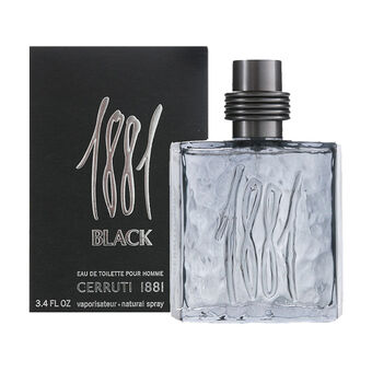 Nino Cerruti 1881 Black Eau de Toilette Spray 100ml, , large