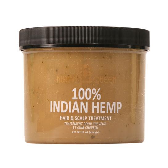 NUBIAN QUEEN Indian Hemp Hair & Scalp Treatment 624g, , large