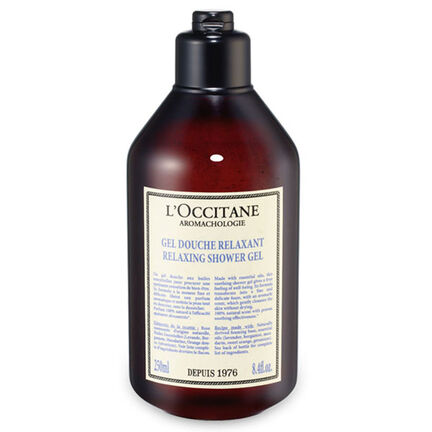 L'Occitane Aromachologie Relaxing Shower Gel 250ml, , large