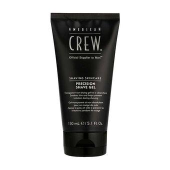 American Crew Precision Shave Gel 150ml, , large