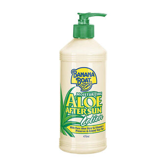 Banana Boat Moisurising Aloe Vera After Sun Lotion 470ml, , large