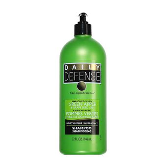 Daily Defense Green Apple & Grape Seed Oil Shampoo 946ml, , large